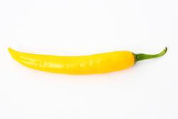 Gelbe Peperoni