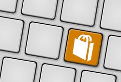 Tastatur Tasche orange