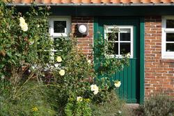 Hauseingang Tür