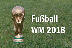 Fußball Weltmeisterschaft 2018