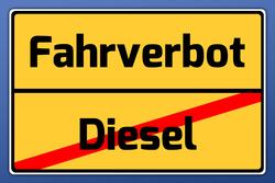 Schild Fahrverbot