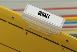 Hängeregister GEHALT