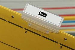 Hängeregister LOHN
