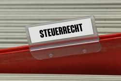 Hängeregister STEUERRECHT