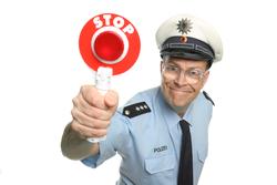 Stop! Polizei!